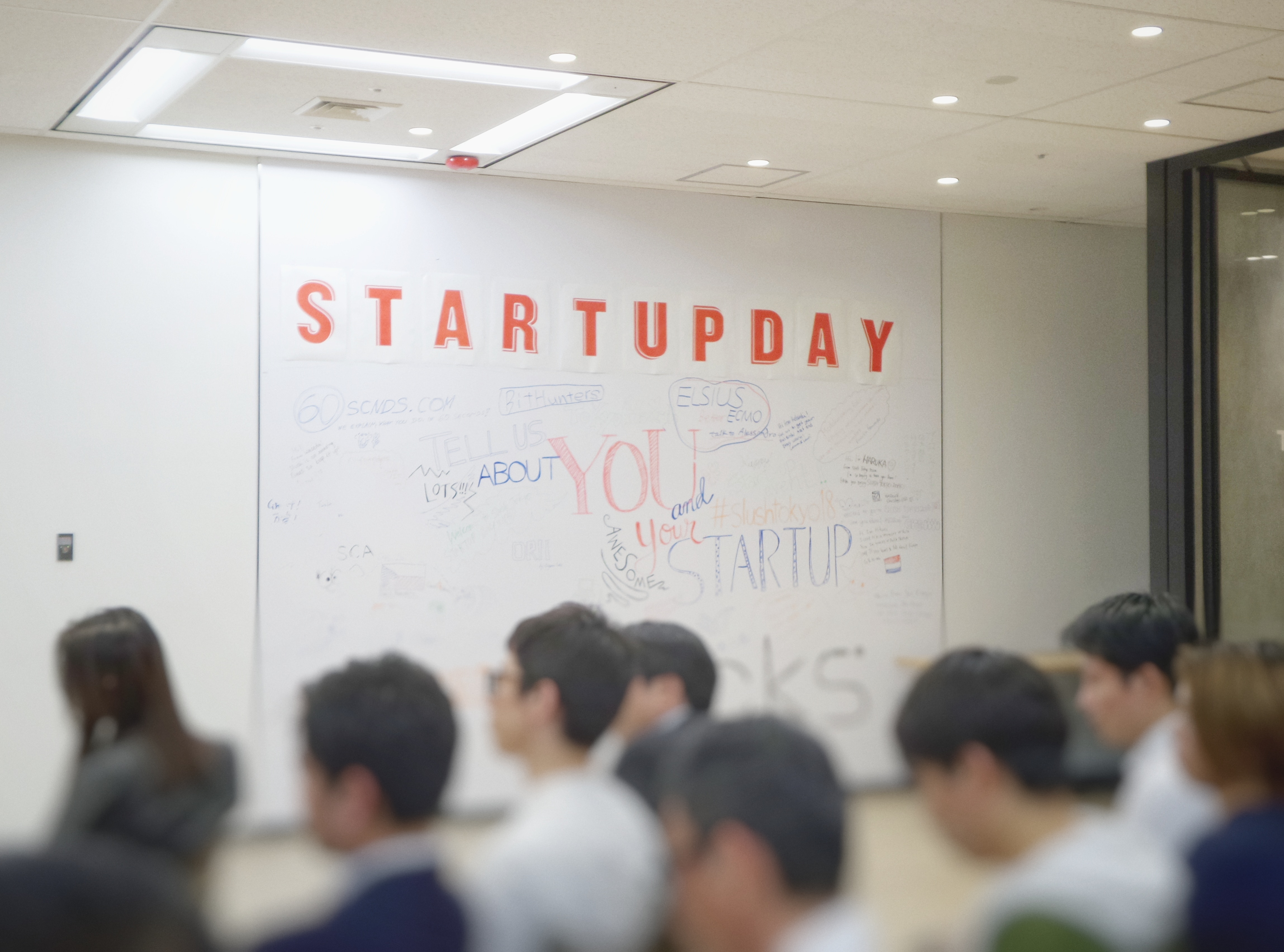 startup day and launch plan image